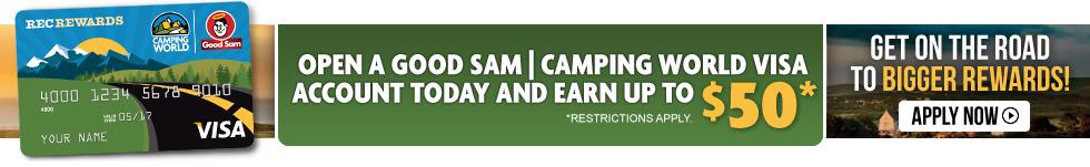 Good Sam Camping World Visa