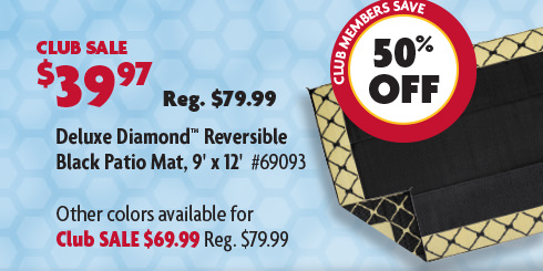 9x12 Diamond Mats