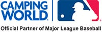 Camping World, Official Partner of Major League Baseball