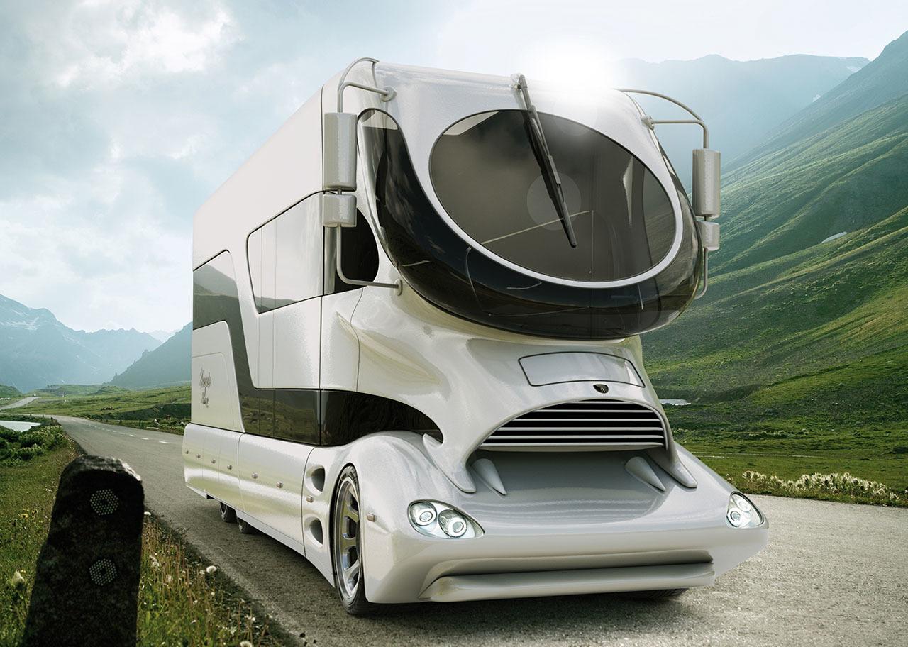 Luxury rv exterior - Https Www Thrillist Com Travel Nation The Worlds Most Expensive Rv Ir Welcome
