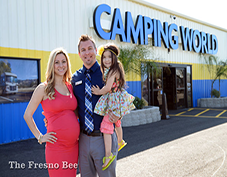 Camping World of Fresno California