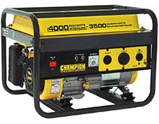 Champion 4000 Watt Generator - 46596