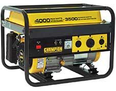 Champion 4000 Watt Generator - 46596