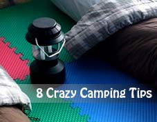 Crazy camping tips you never thought of