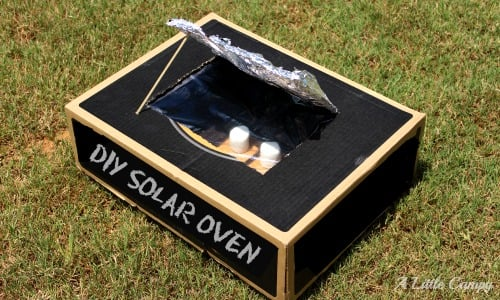 DIY Solar Oven for Making S'mores! - Camping World