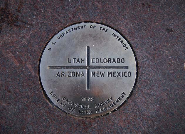 Four Corners - Places to visit out west