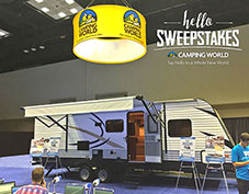 RV Sweepstakes giveaway