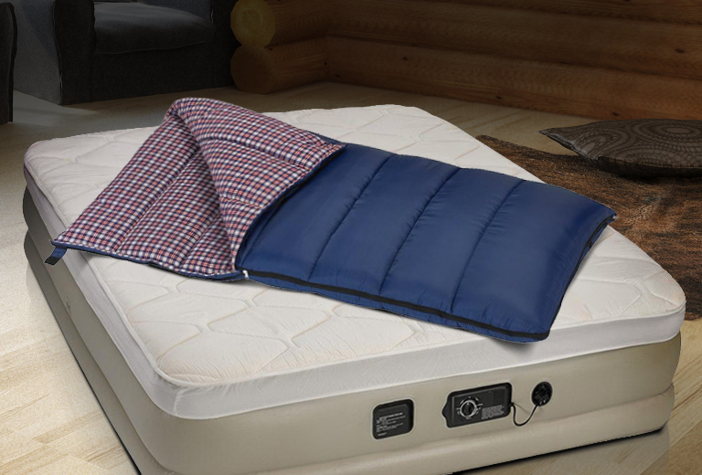 Save up to $100 on Sleeping Bags, Cots & Airbeds!