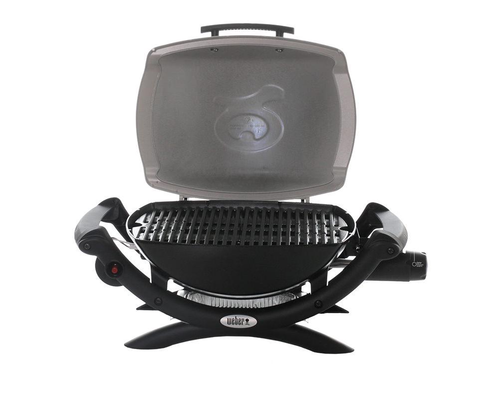 weber q 1000 portable propane grill weber 50060001 gas. Black Bedroom Furniture Sets. Home Design Ideas