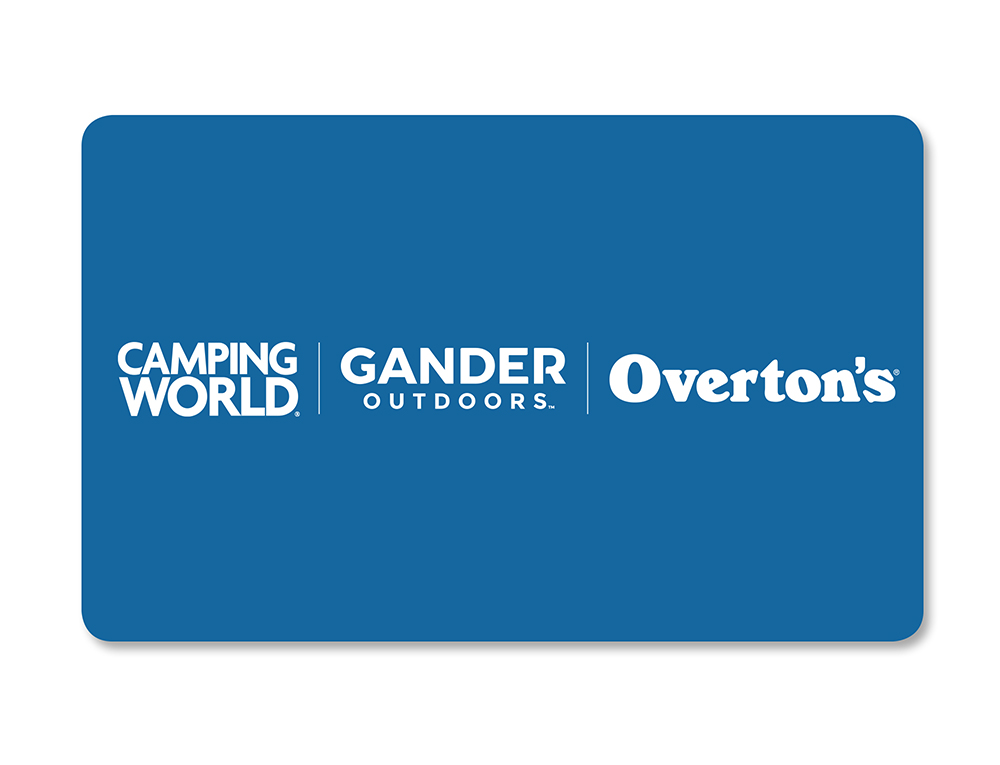 Gift Certificates Camping World