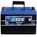 Exide AGM 65 RV, Truck & Boat Battery