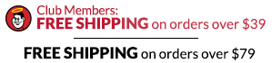 Good Sam Club Members: Free Shipping - No Minimum. Non-members: Free Shipping on orders over $49.