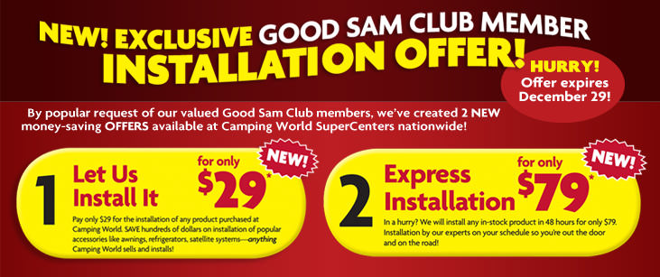 Search Camping World