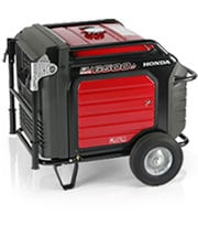 EU6500iS Portable Honda Generator