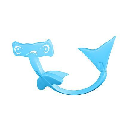 Flipper Dipper Hammerhead Shark, Marina Blue