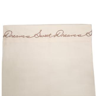 Sweet Dreams Microfiber RV Sheet Sets, RV King, Ivory