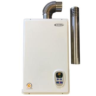 Excel Pro LPG PROPANE 6.6 GPM Tankless Gas Water Heater