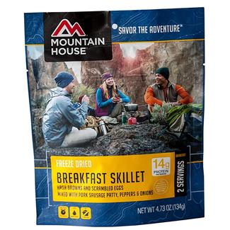 Breakfast Skillet Freeze-Dried Meal Pouch