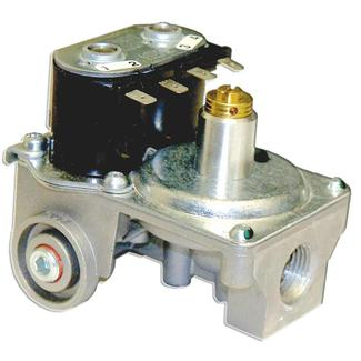 Gas Valve, Straight, 3&#x2f&#x3b;8&quot&#x3b; NPT Inlet &amp&#x3b; 1&#x2f&#x3b;4&quot&#x3b; Loxit Outlet, DSI SW Model, Water Heater