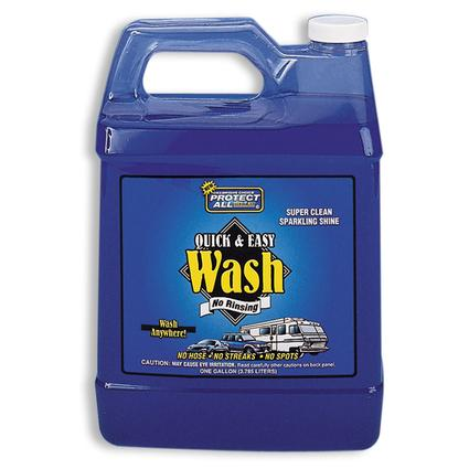 Quick & Easy Wash - Gallon
