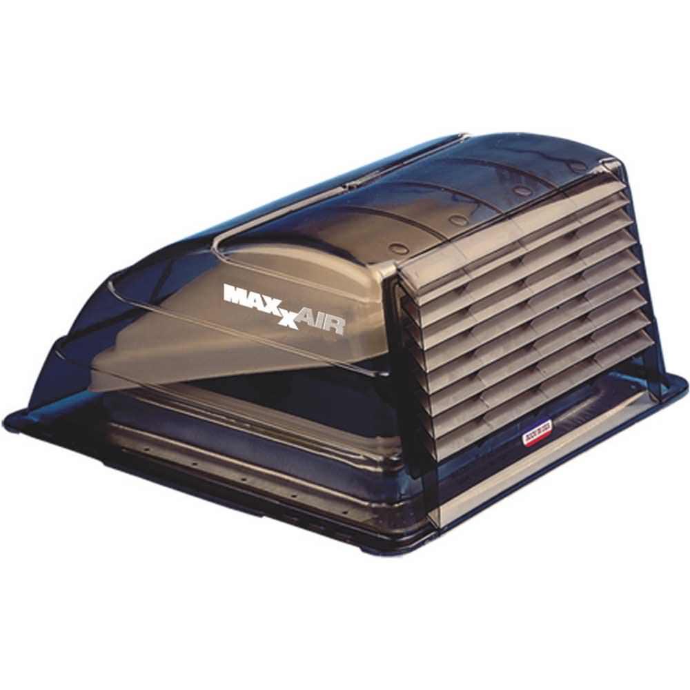 Maxxair I Original Smoke Roof Vent Cover Maxxair 00