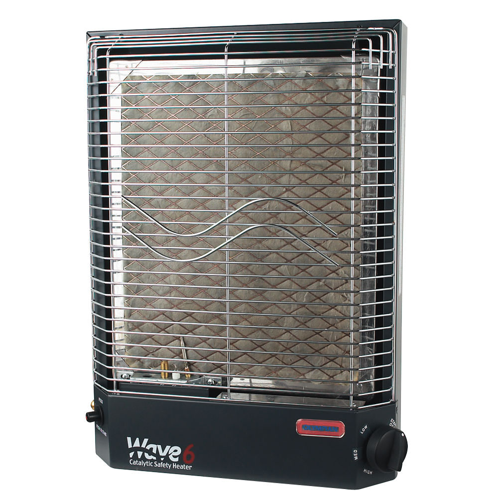 Olympian Wave 6 Catalytic Safety Heater - Camco 57341 - Portable Heaters -  Camping World