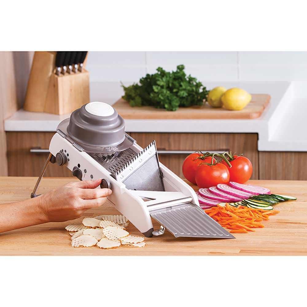 Uncategorized Mandolin Kitchen Appliance pl8 1000 professional mandoline slicer progressive international slicer