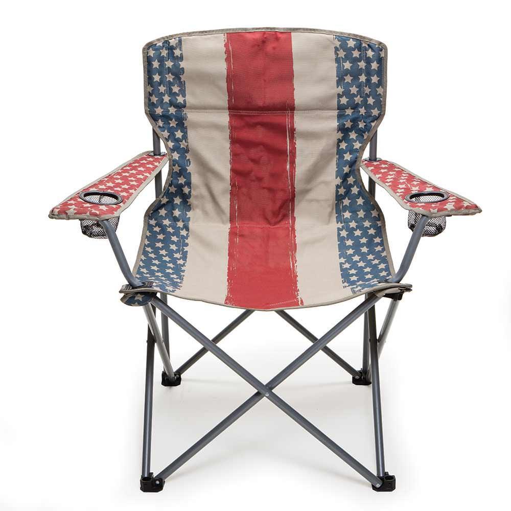 Patriotic Bag Chair Direcsource Ltd 100771 Folding