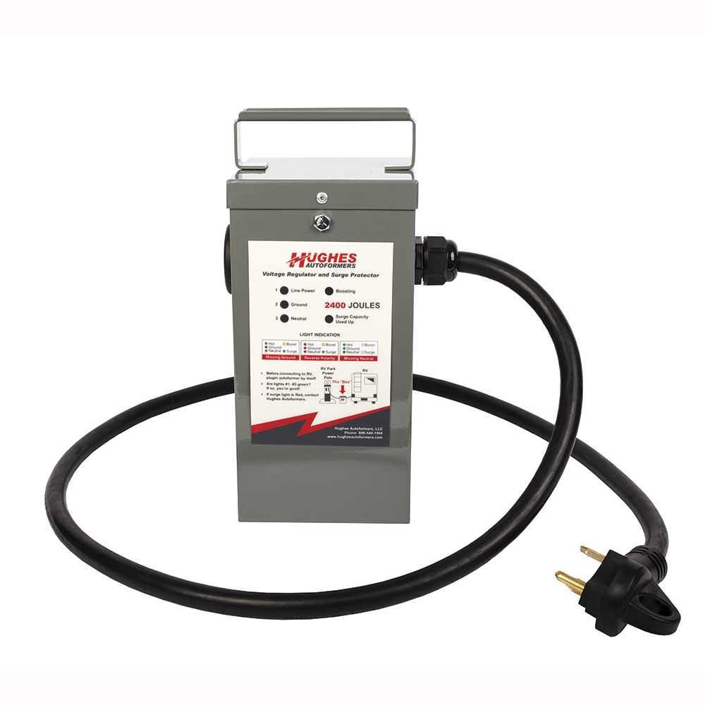 Hughes Rv Autoformer Voltage Boosters Amp Surge Protector