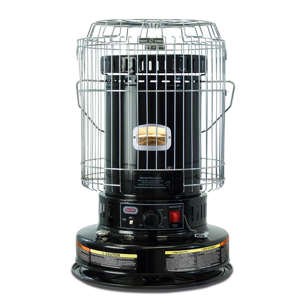 Dyna-Glo Indoor Kerosene Convection Heater, 23,000 BTU - Ghp Group ... for Kerosene Heater Camping  300lyp
