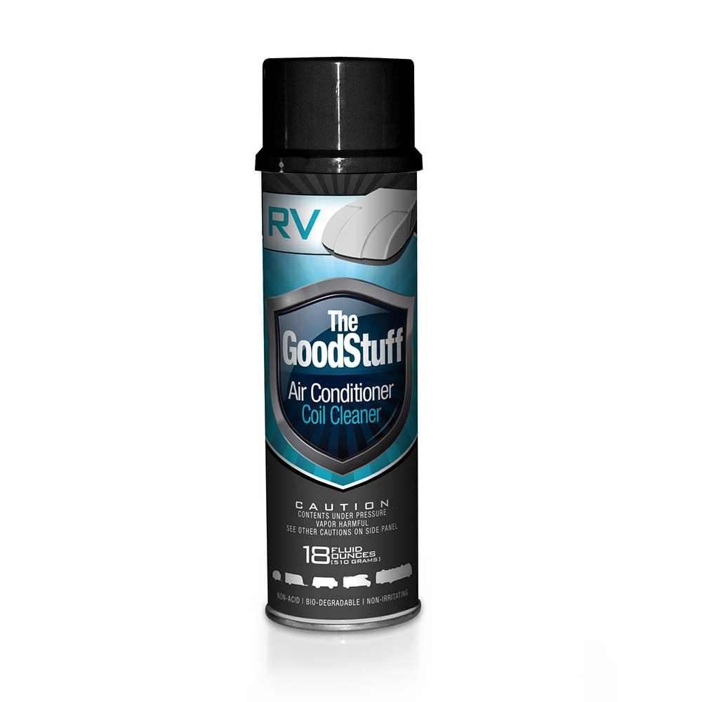 Rv Air Cleaner : The goodstuff rv a c coil cleaner oz air conditioner