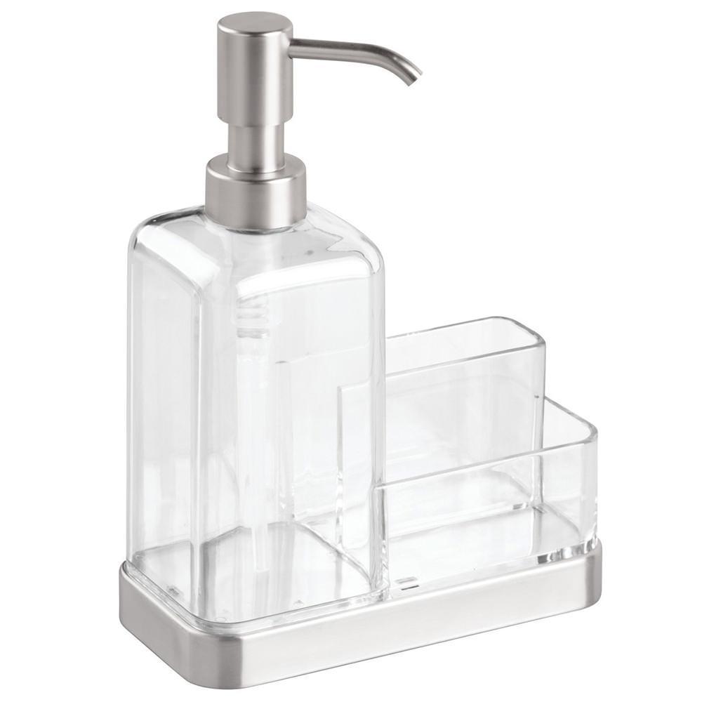 Forma 2 Soap & Sponge Caddy - Interdesign 67080 - Sink Accessories ...