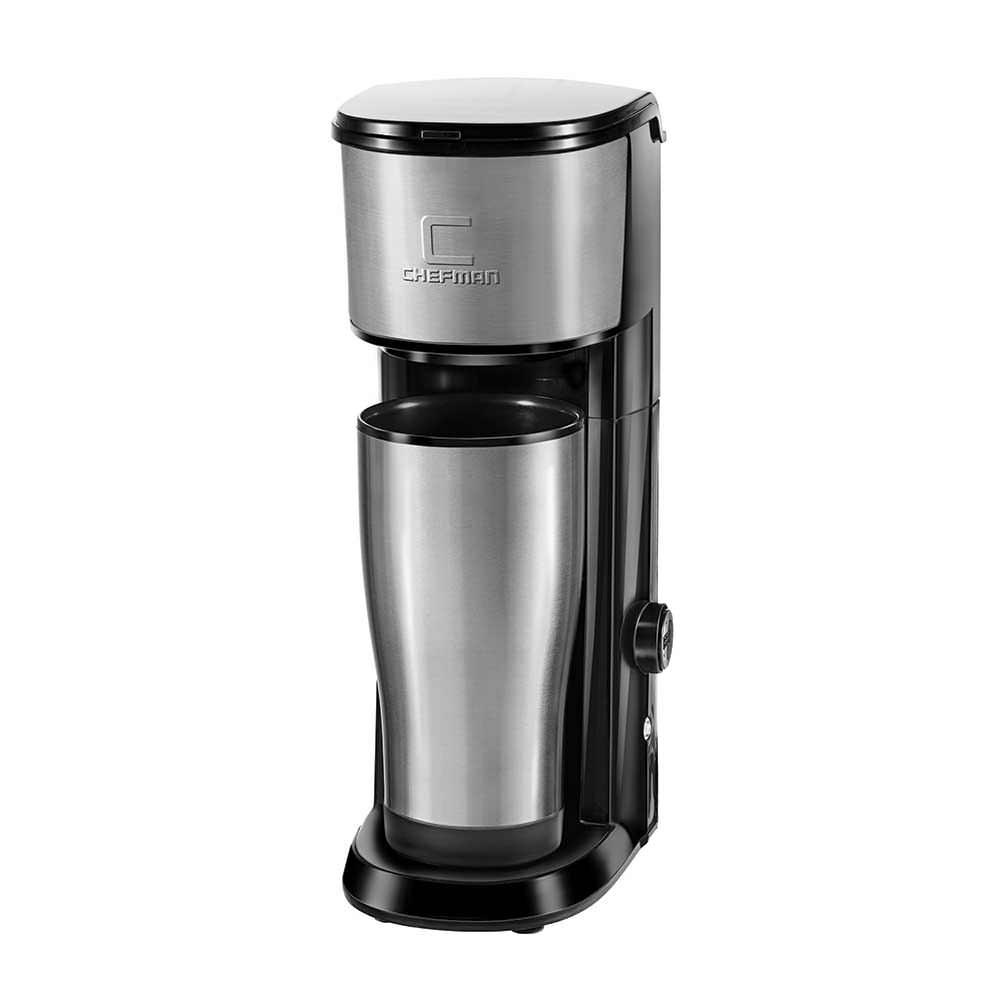 K Cup Coffee Maker For Rv : Single Serve Coffee Maker - Rj Brands RJ14-SKG-IR - Coffee Makers - Camping World