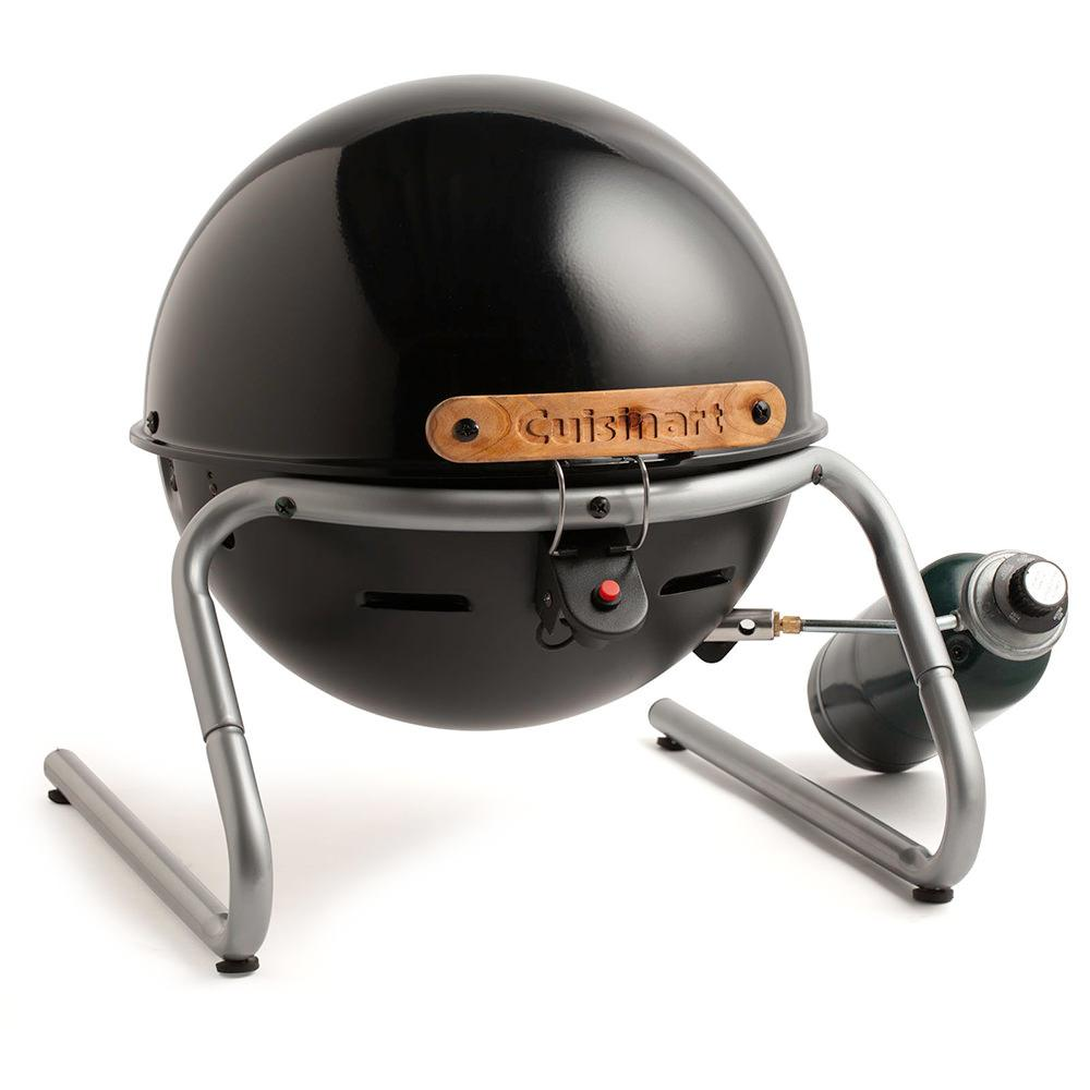 searin 39 sphere portable gas grill the fulham group cgg 049 gas grills camping world. Black Bedroom Furniture Sets. Home Design Ideas