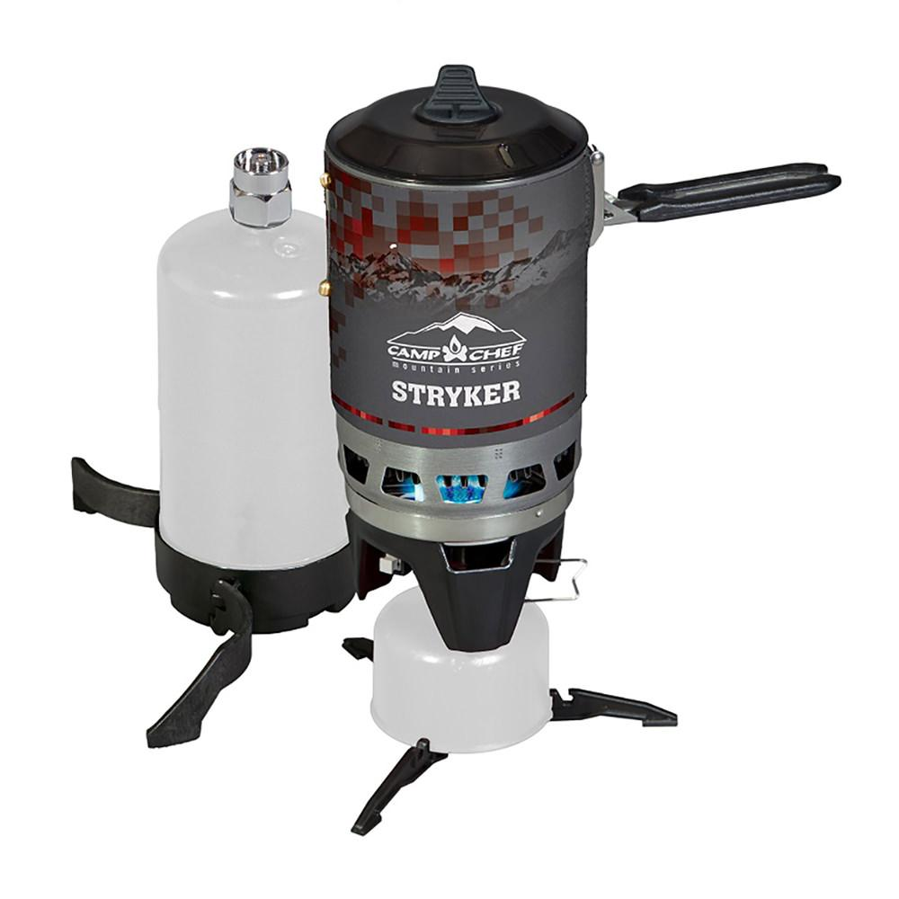 Stryker 200 Multi Fuel Stove - Camp Chef MS200 - Camp Stoves ...