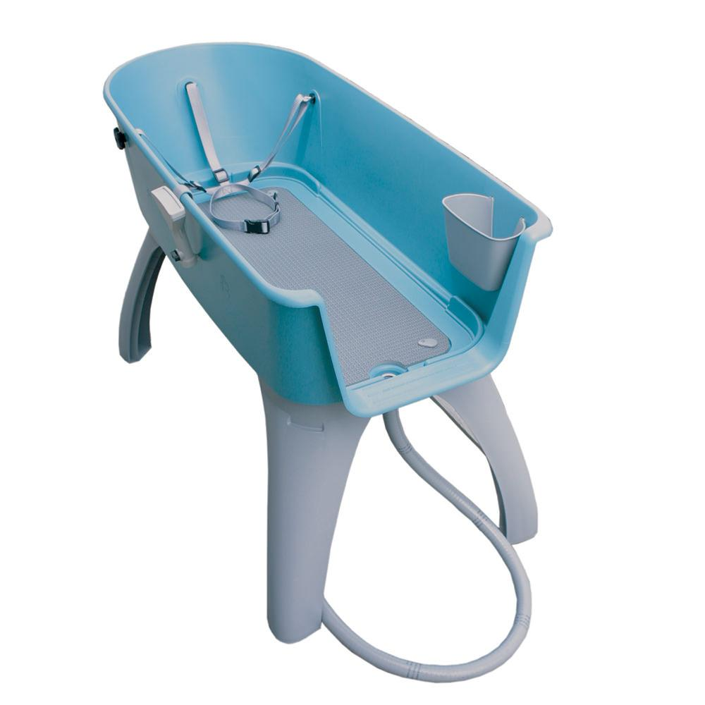 Booster Bath Elevated and Portable Dog Bath, X-Large - Utm ...