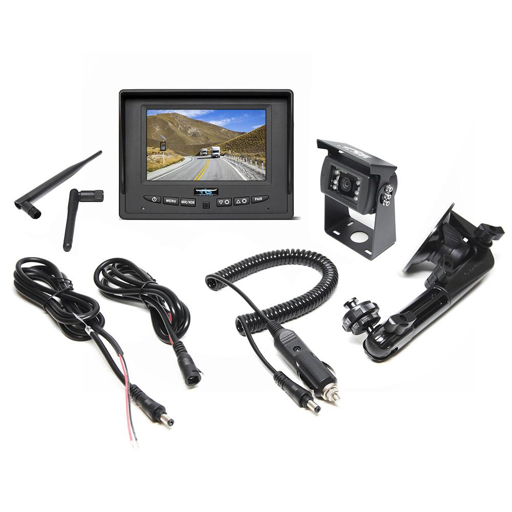 Digital Wireless Backup Camera System with 5\