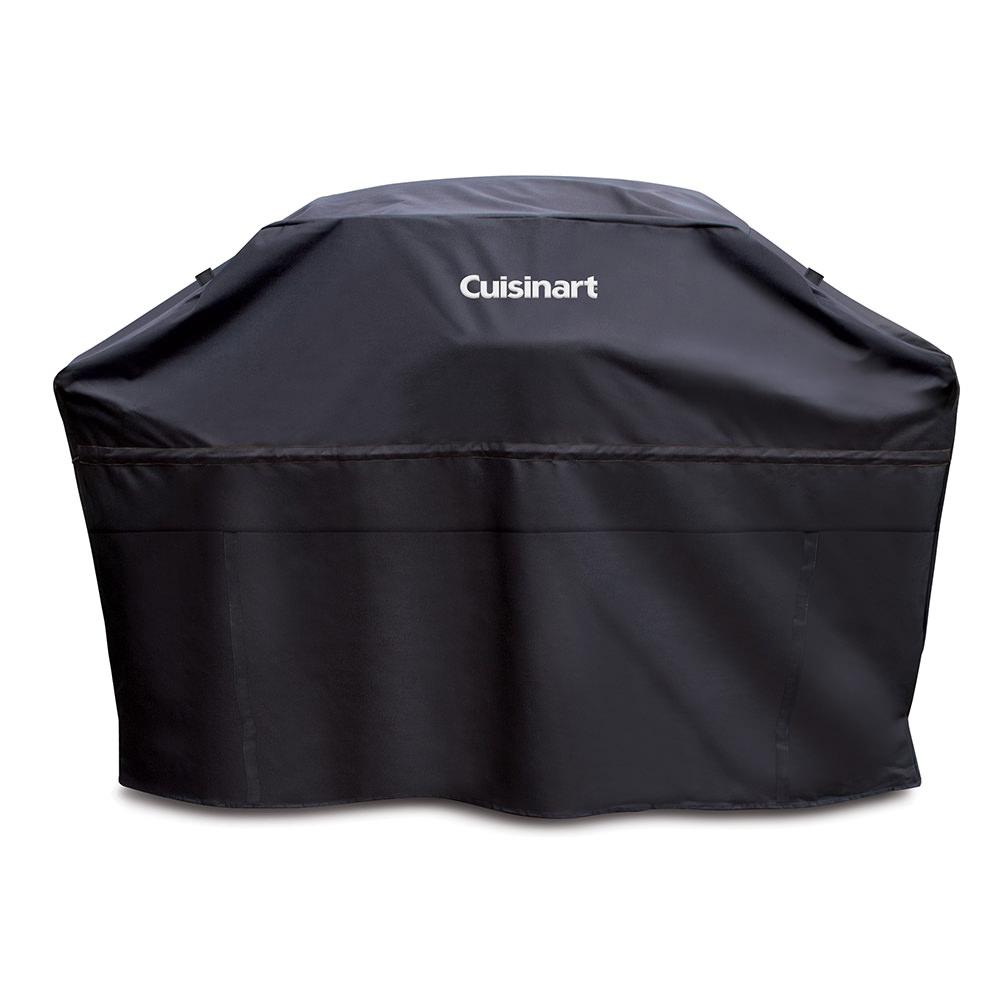 Heavy duty barbecue grill cover 70 black the fulham group cgc 70b - Grille barbecue 70 x 40 ...