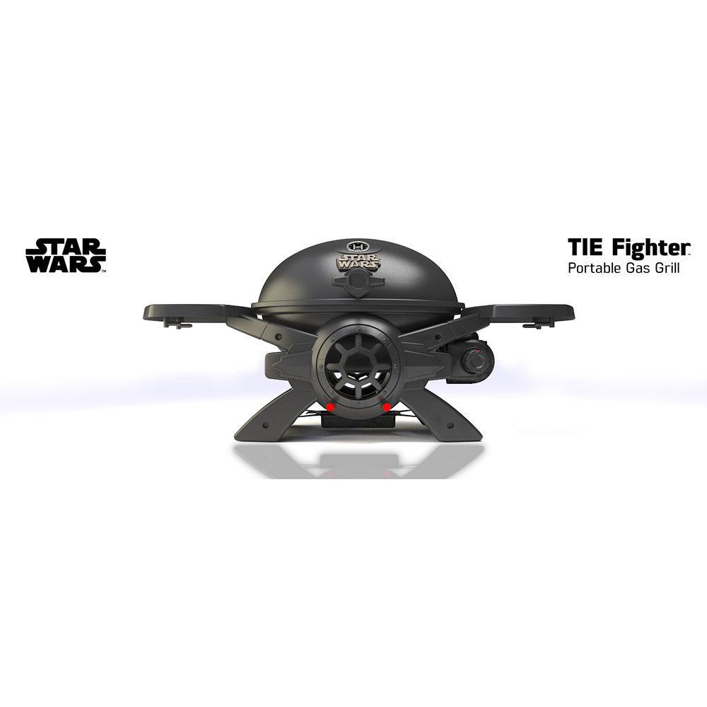 Star Wars Tie Fighter Portable LP Gas Grill ...