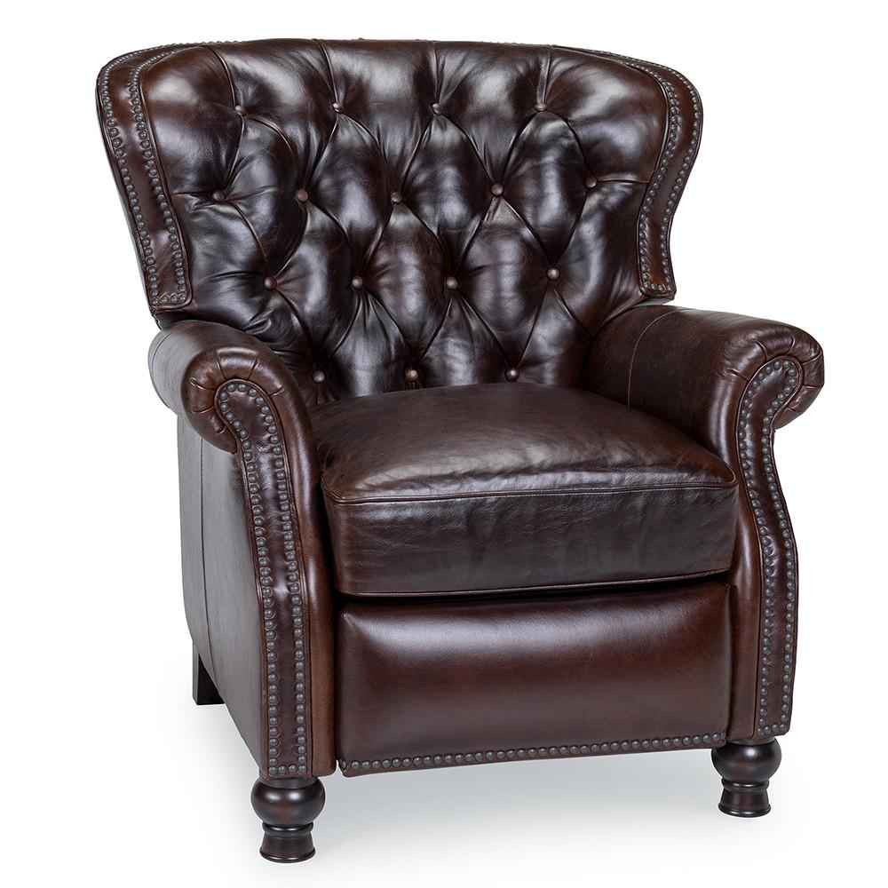 ... Cambridge Leather Recliner, Shalimar Cocoa ...