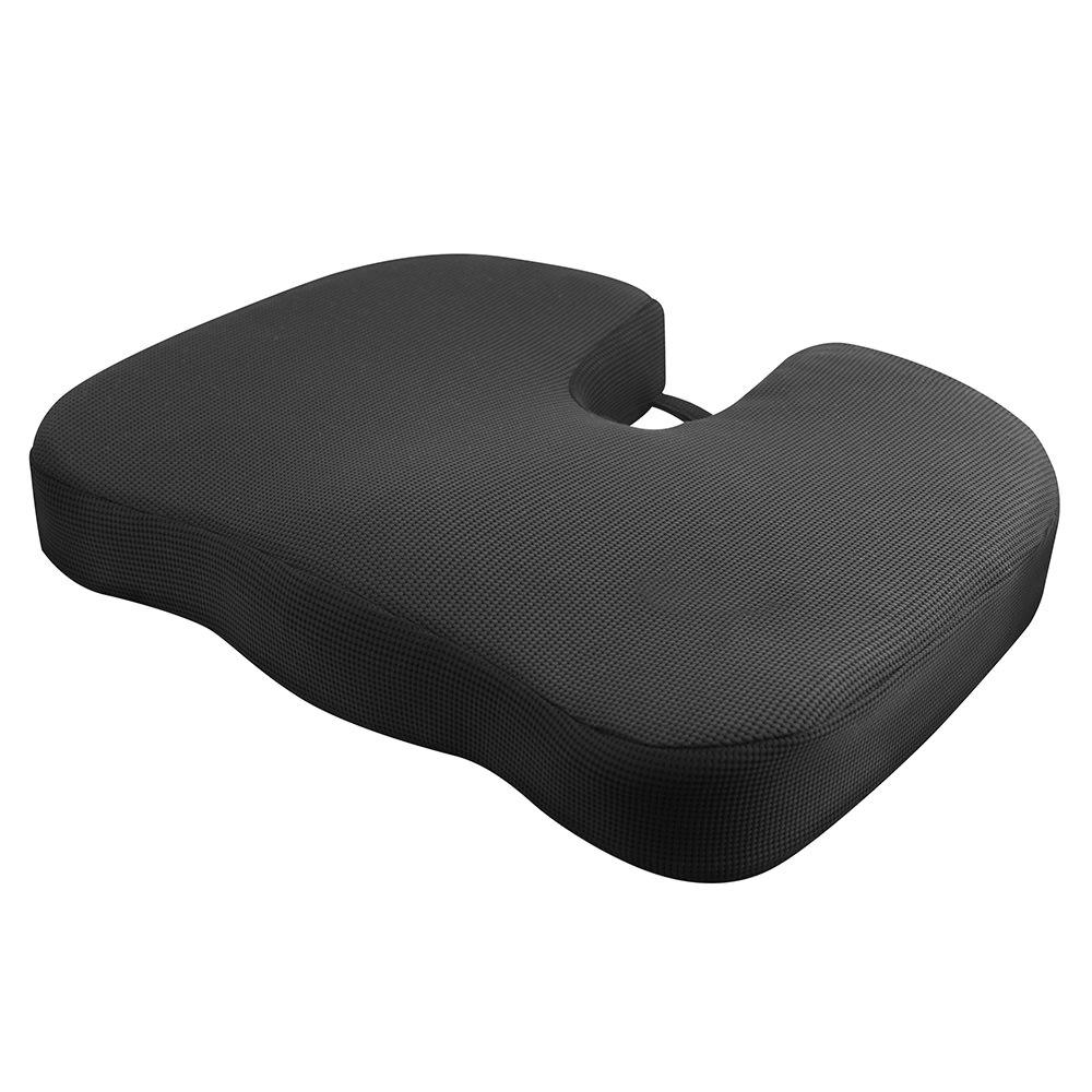 details memory cushion pain chair itm coccyx seat sciatica pillow tailbone foam orthopedic