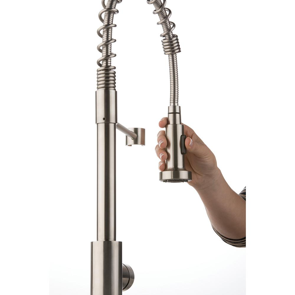 Flow Max™, Stainless Steel Spring Faucet - Lippert Components Inc ...