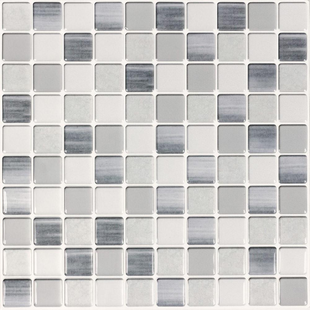 Peel and Stick Mosaic Wall Tiles, Bahia Honda- 5 Pack - Surfaces ...