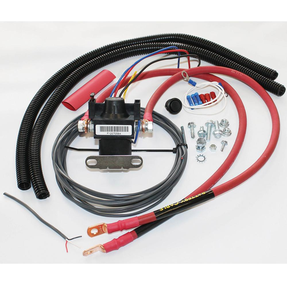 wilderness energy battery wiring harness   40 wiring