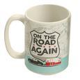 On the Road Again, Ceramic Coffee Mug, 15 oz.