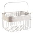 RealWood Basket, Satin