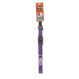 Pet Stuff Pet Collar - Medium, Purple