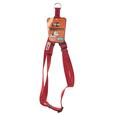 Pet Harness - Medium, Red