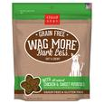 Wag More Soft Chewy Chicken & Sweet Potato Treats, 5 oz.