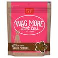 Wag More Soft Chewy All Natural Sweet Potato Treats, 6 oz.